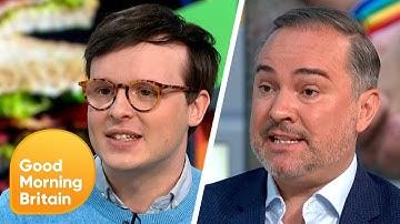 M&S Face Backlash Over LGBT Sandwich   Good Morning Britain
