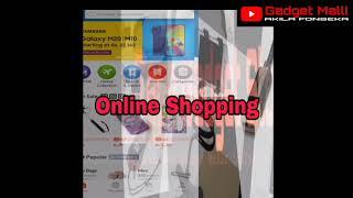 Gadget Malli YouTube Channel Intro