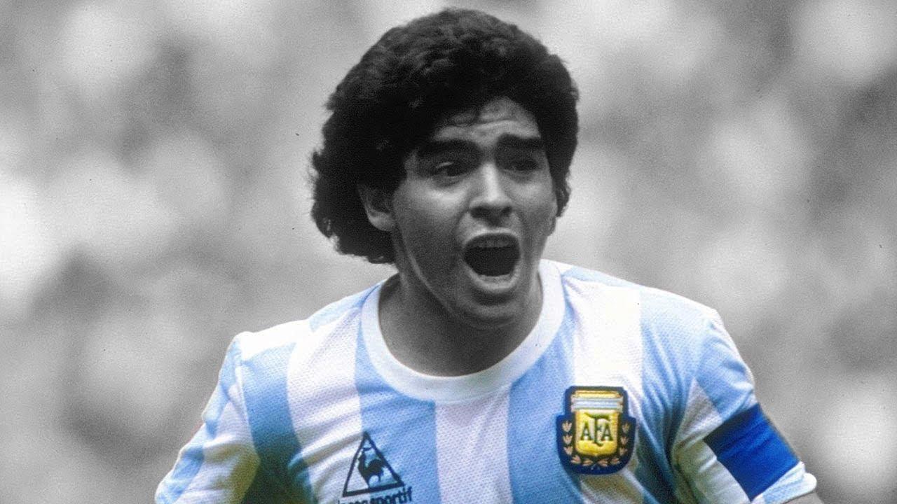 Diego Maradona - El Pibe de Oro