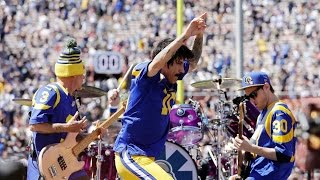 Red Hot Chili Peppers -  Los Angeles Rams (Live at Memorial Coliseum, USA 2016) [HD]