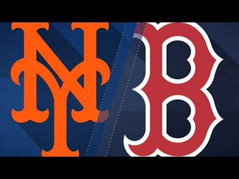 Holt, Benintendi Lift Red Sox To A 4-3 Win: 9/16/18
