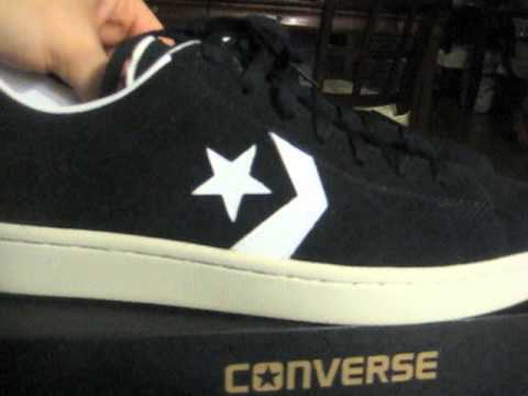 converse all star pro leather suede