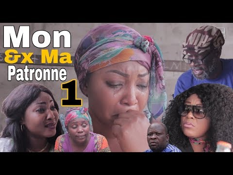 MON EX MA PATRONNE Ep1  Théâtre Congolais  Sila Bisalu Sifa Vue de Loin Kalunga Guecho Elko Supu
