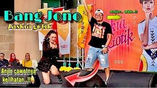 Zaskia Gotik - Bang Jono (Duet Paling Romantis Tki Taiwan Di Cium Artis)