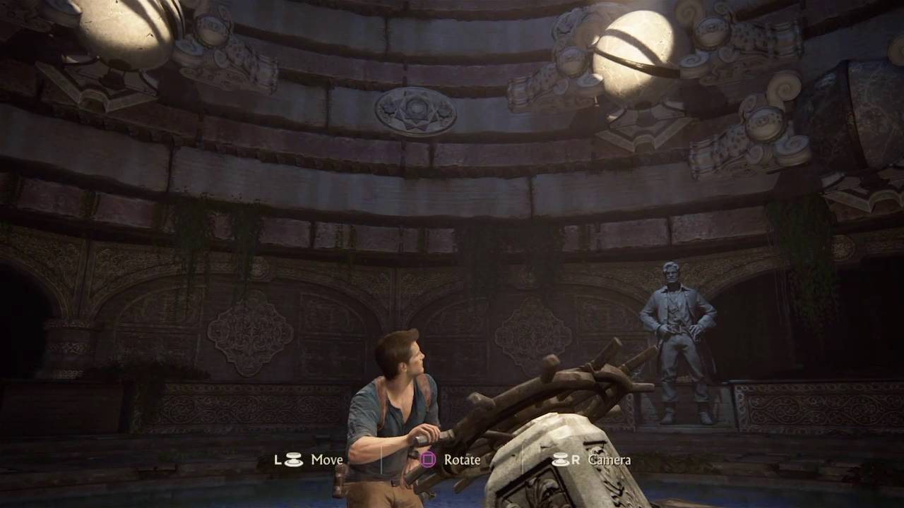 Uncharted 4 At Sea Symbols Puzzle Solution Chapter 12 Youtube
