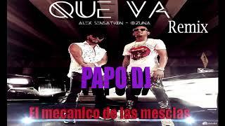 Ozuna  Que va (Papo DJ Remix)