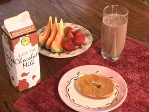 Lesson 3: Breakfast for Teens: Learn about Healthy Nutrition for Breakfast and Academic Achievement