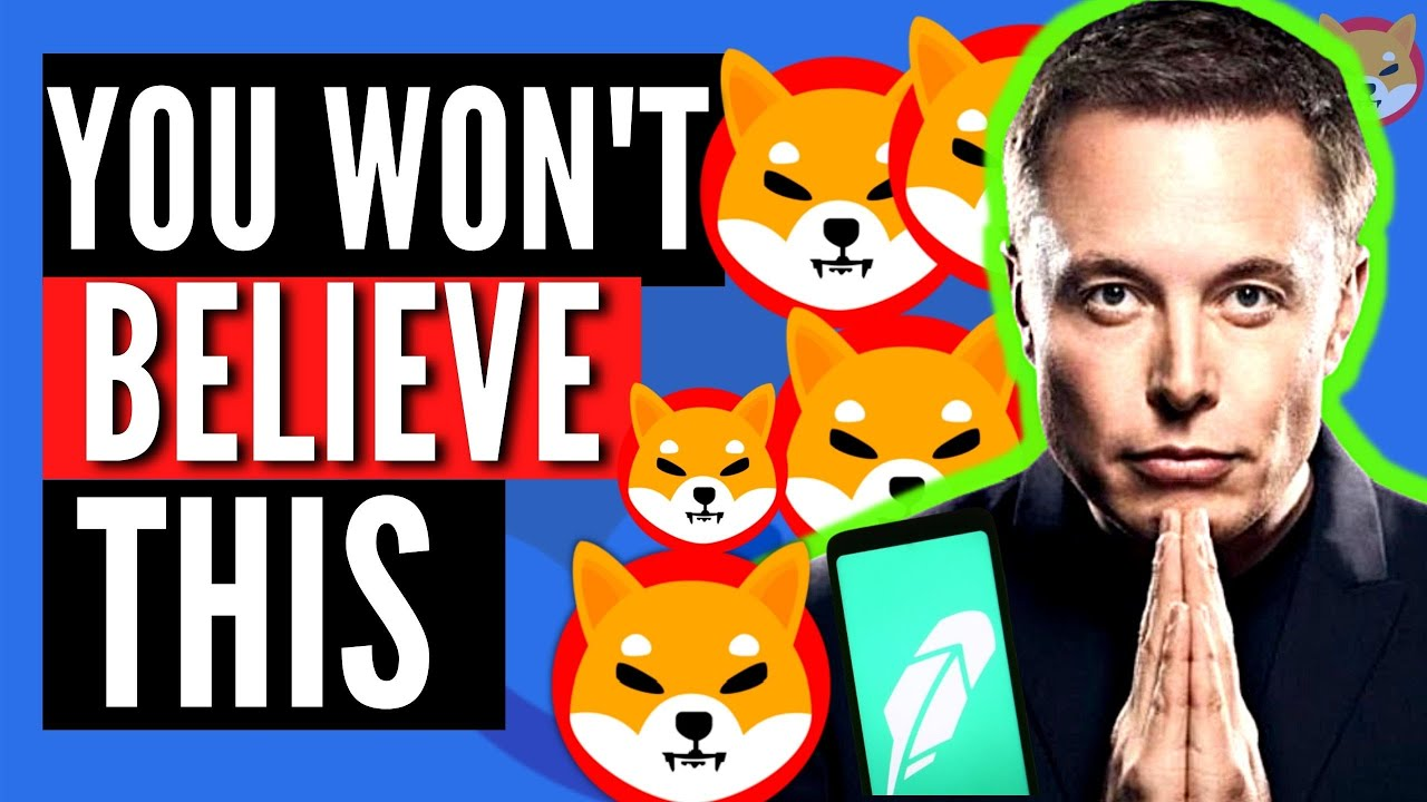 What Robinhood Just Released About Shiba Inu Coin & Why SHIB Will Hit alt=