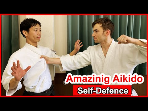 Amazing! Aikido special