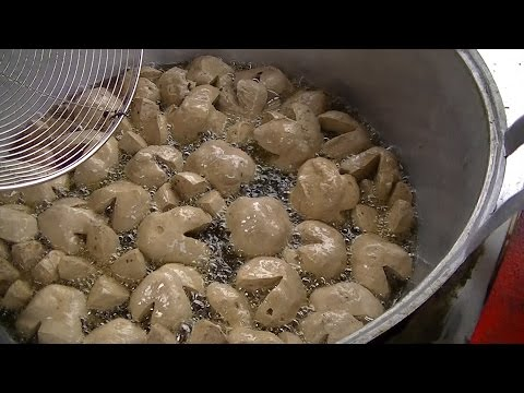 Greater Jakarta Street Food 826 Bogor 2 Fried Meatball Basreng  BR TiVi 5568