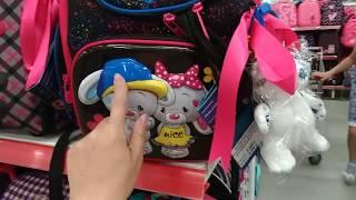 Школьный базар СИМА-ЛЕНД/рюкзаки ч.2 для девочек