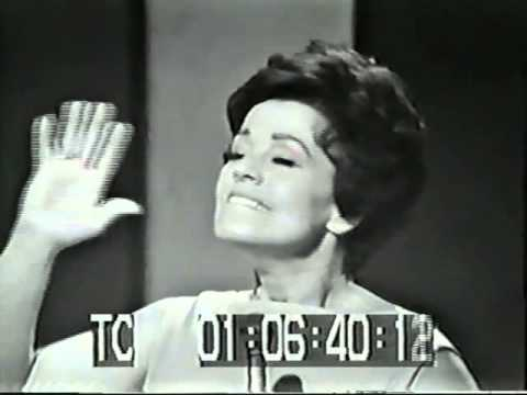 Kay Starr--1966 TV, Sunshine and Lollipops, When a Woman Loves a Man