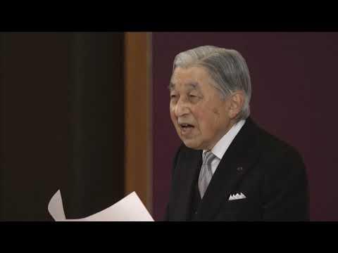 Watch back: Japanese Emperor Akihito abdicates in Tokyo ceremony