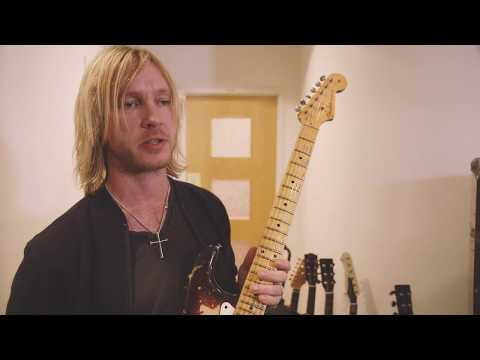 In The Studio  Gear Guitars 1  Making of Lay It On Down