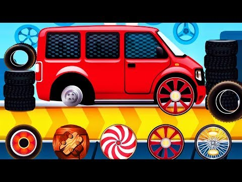 Build Trucks for Kids - Car Factory   Emergency Transport   Top iOS Games