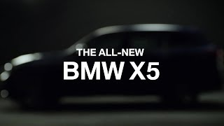 THE ALL NEW BMW X5 AT THE BMW X HUB EXPERIENCE.