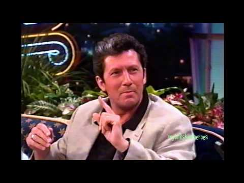 CHARLES SHAUGHNESSY  FIRST 'LENO'