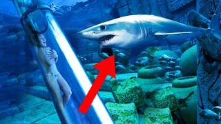 Most INSANE Water Slides Around The World! thumbnail