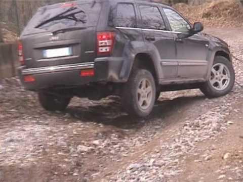 fango jeep grand cherokee 3.0 crd - youtube