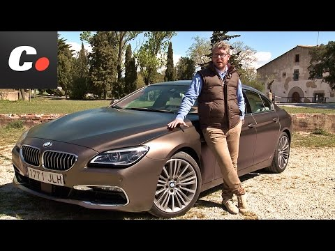 BMW Serie 6 Gran Coupé | Prueba / Test / Review en español | coches.net