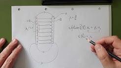 Was passiert wenn man eine Metallplatte in einen Kondensator schiebt?