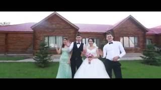 Ерлан Дана СДЕ (экспресс монтаж свадебного фильма)