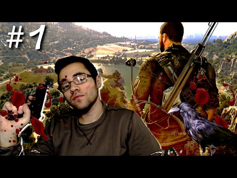 ZOMBIELAND ! DYING LIGHT THE FOLLOWING FR #1