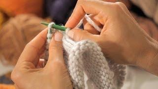 How to Decrease on Circular Needles | Circular Knitting