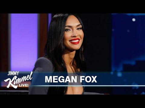 Megan Fox on Machine Gun Kelly's Outfits, Doing Ayahuasca wi