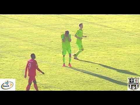 Lumezzane-Virtus Bergamo 1909 3-1, 15esima giornata d'andata Serie Girone B 2017 2018