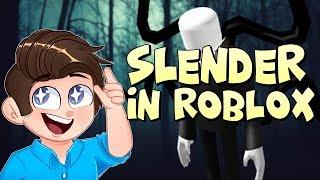 SLENDERMAN IN ROBLOX (w/The Boiz) | Stop it, Slender! 2 FUNNY MOMENTS