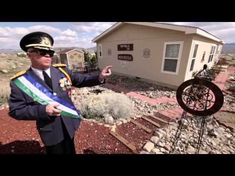 Smallest Country Republic of Molossia