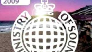 broken strings-carefree-Ministry of sound club nation 2009
