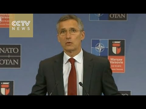 NATO and Russia to talk after Warsaw summit