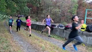 Hong Ik Martial Arts 2019 October Outdoor Test
