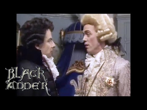 Where are my socks? - Blackadder the Third - BBC Comedy Greats