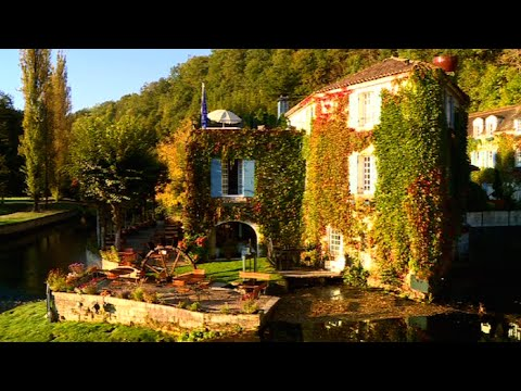 Brantôme : la Venise du Périgord