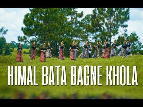 HIMAL BATA - Nepali Christian Song   Official Music Video