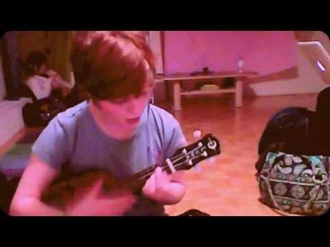 Black Balloon Ukulele Goo Goo Dolls Cover Youtube
