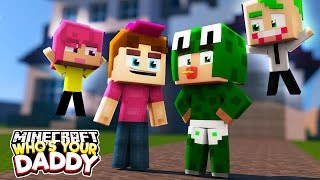 Minecraft Who's Your Daddy - FAIRLY ODD PARENTS!