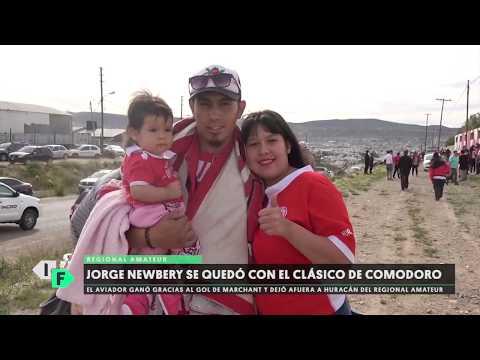 #IFEnTuCancha - Huracán (Comodoro Rivadavia) 0-1 Jorge Newbery (Comodoro Rivadavia)