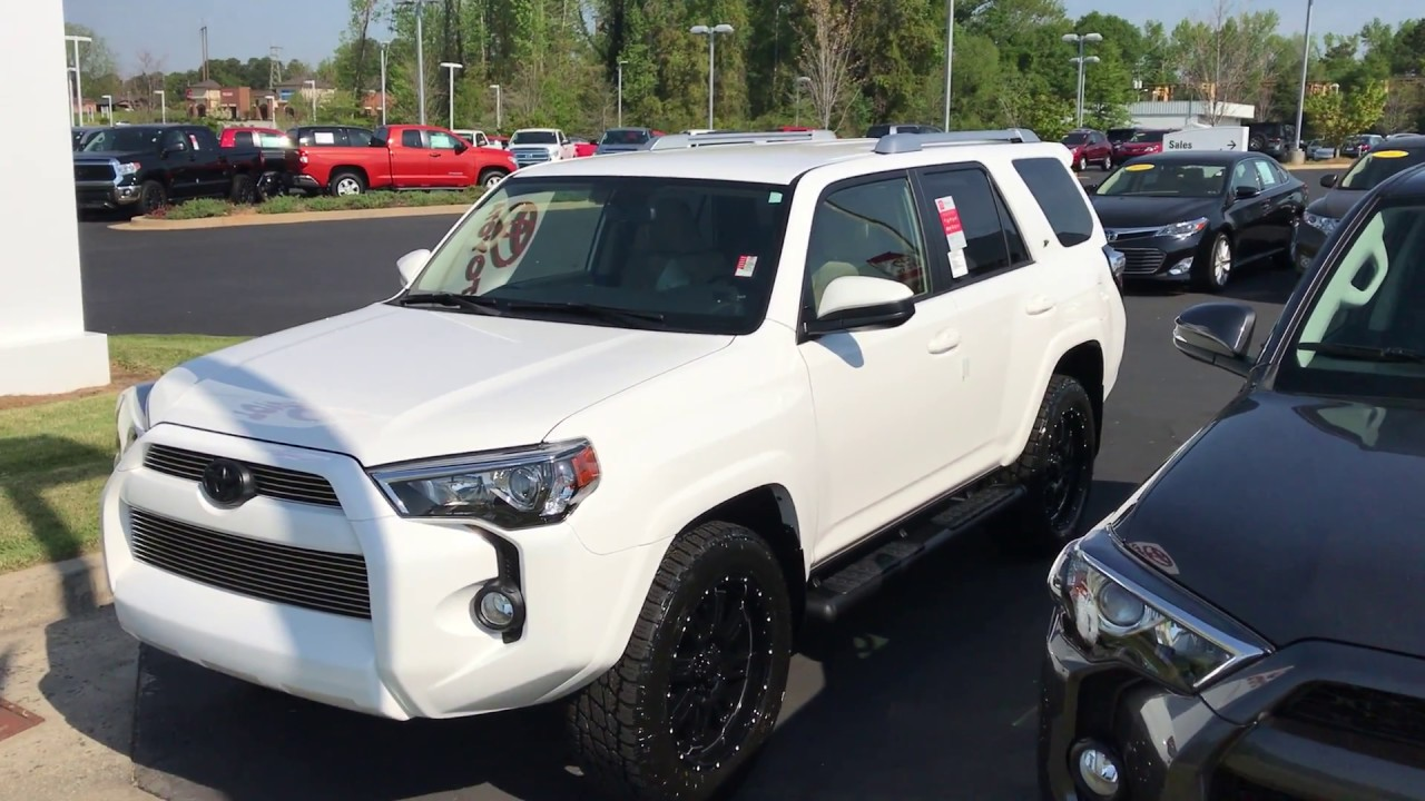 joseph 39 s 2017 toyota 4runner 4x4 xp by gerald youtube. Black Bedroom Furniture Sets. Home Design Ideas