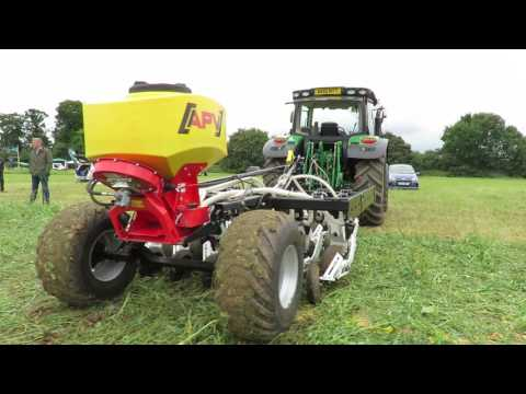 Sly Agri - Demo Unit at Groundswell