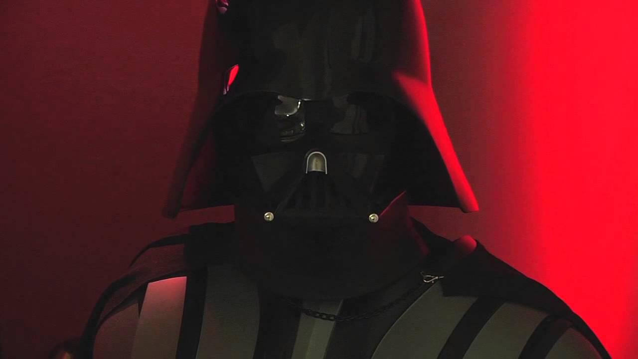 Darth Vader Sing Happy Birthday Youtube