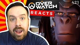 Overwatch Rap Reaction: 21 HEROES + What A Hero