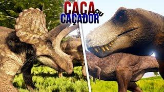Tricerátopo : era um dinossauro do grupo dos ceratopsídeos que vive...