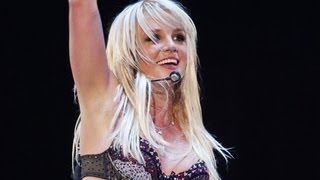 Скачать Britney Spears Hot As Ice Live From The Circus Tour NEW