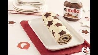 Bûche de Noël au Nutella® (2018, version courte)