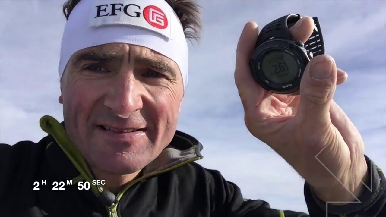 Ueli steck new speed record eiger 2015 youtube - Ueli Steck Nuevo Record Eiger 2015