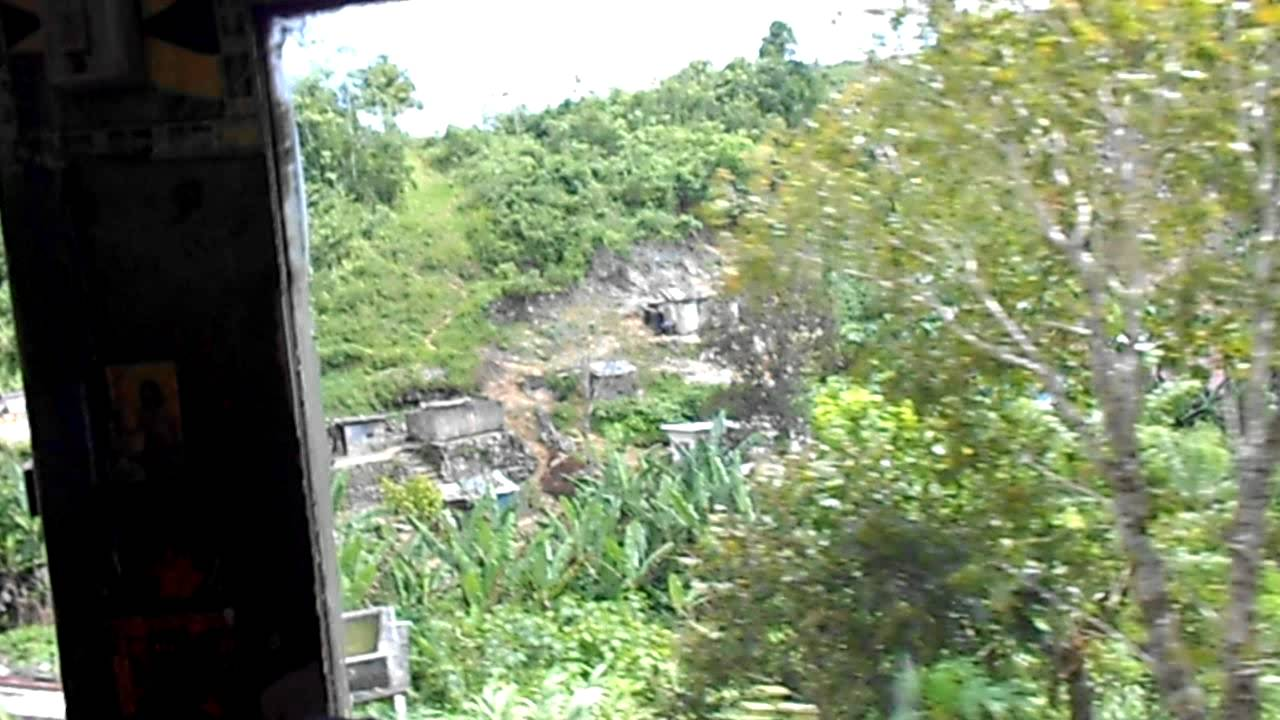 bus ride to the bob marley burial site youtube